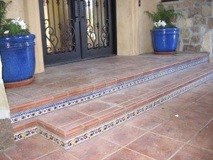 Setting Tiles Directly On The Ground